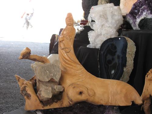 Driftwood Budha
